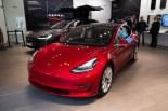 Tesla Model 3 Arrives in Dublin