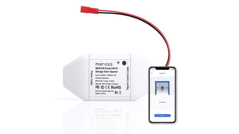 Autohome Rewards Meross Smart Wi Fi Garage Door Openers