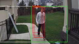 Frigate Open Source AI CCTV People Detector