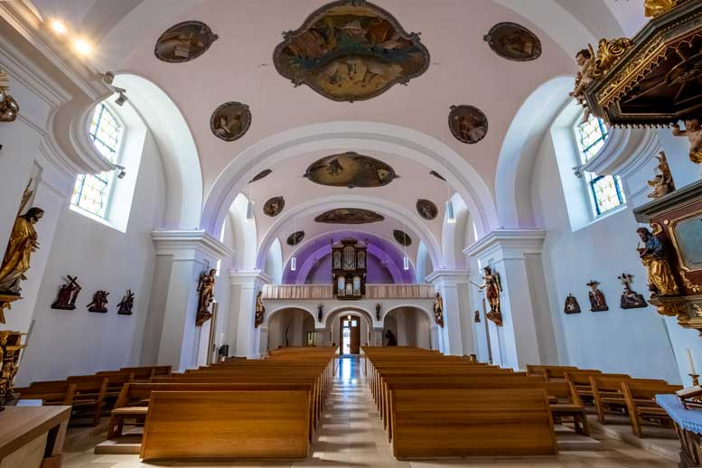 Loxone Church Install