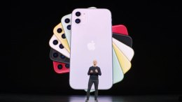 iPhone 11 Keynote Cheat Sheet