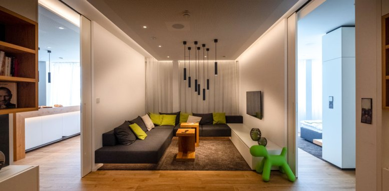 Loxone Smart Apartment - Germany