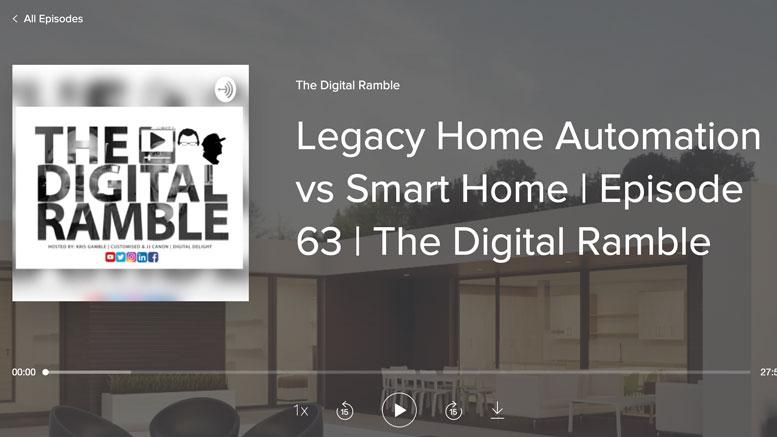 The Digital Ramble Podcast