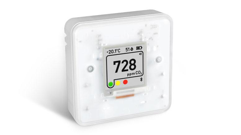 aranet4 Air Quality Sensor