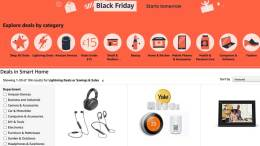 Smart Home Bargains - Black Friday