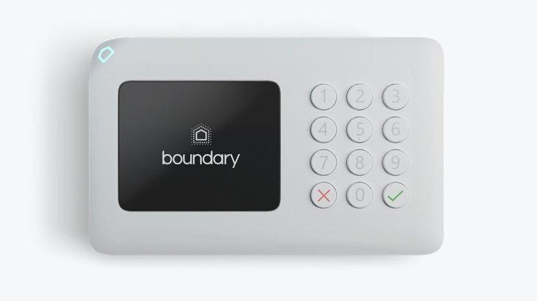 Boundary Smart Home Security Hub