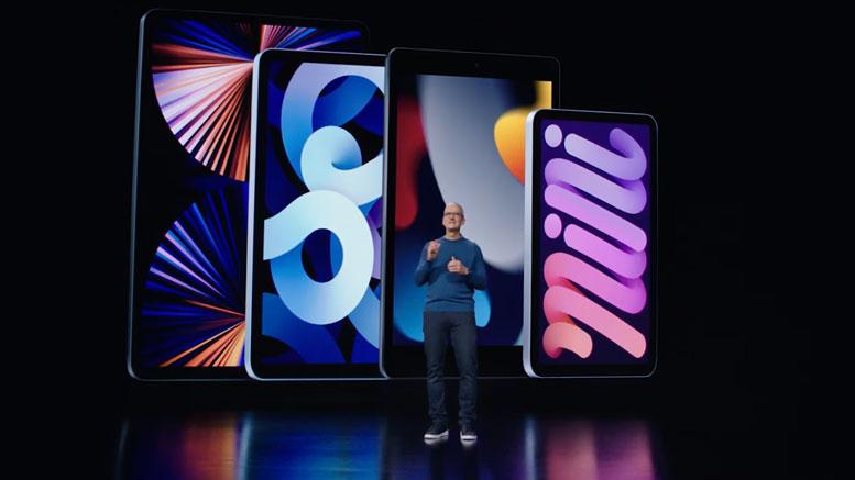 Apple iPhone Keynote 2021