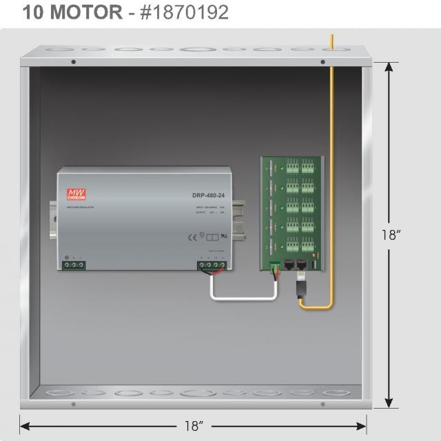 Power Dc Supply Amp 200