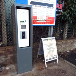 car park payment systems