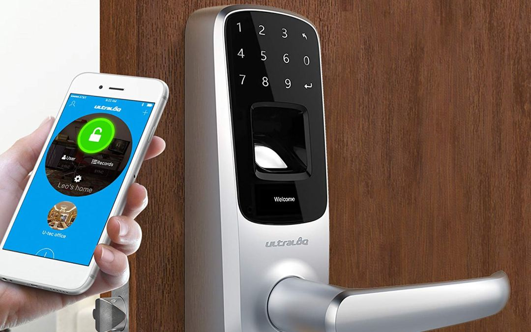 Ultraloq UL3 BT Smart Lock Review