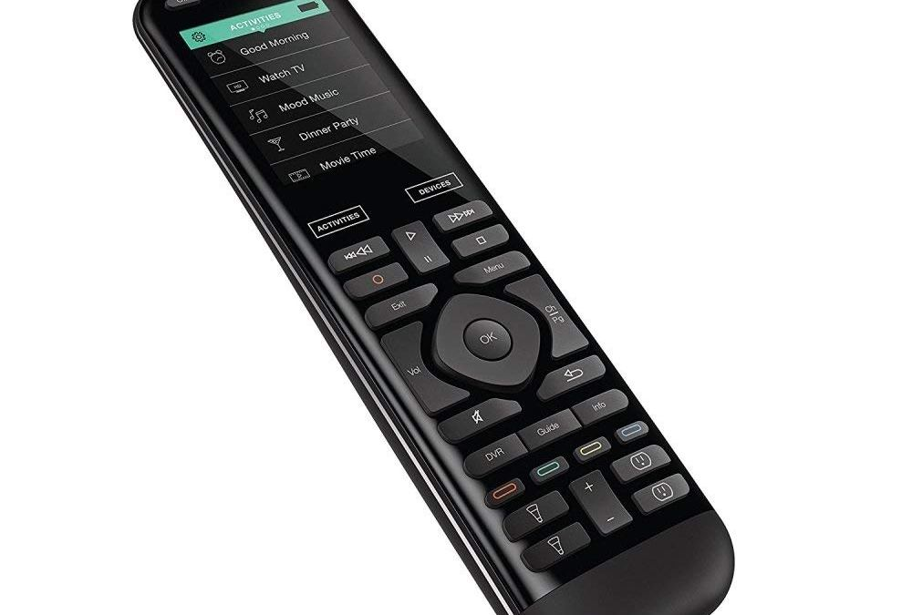 Logitech Harmony Elite Review: A Revolutionary Remote That Can Activate Multiple Devices