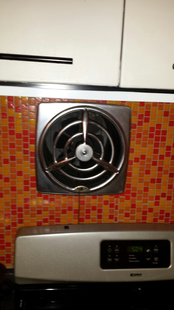 wanted 1930 s kitchen exhaust fan