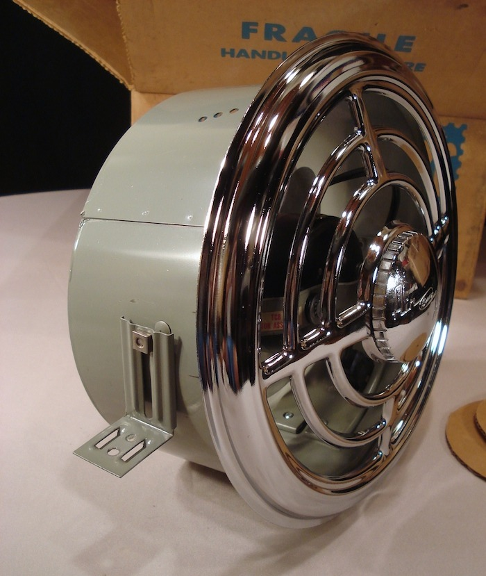vintage berns air king exhaust fan nos