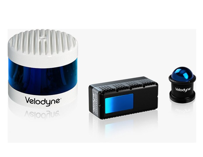 Sensors From Velodyne