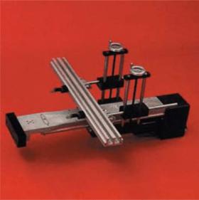 Automec G24 Travel Autogauge backgauge 24˝ Series A