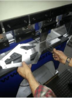 CP Small Press Brake
