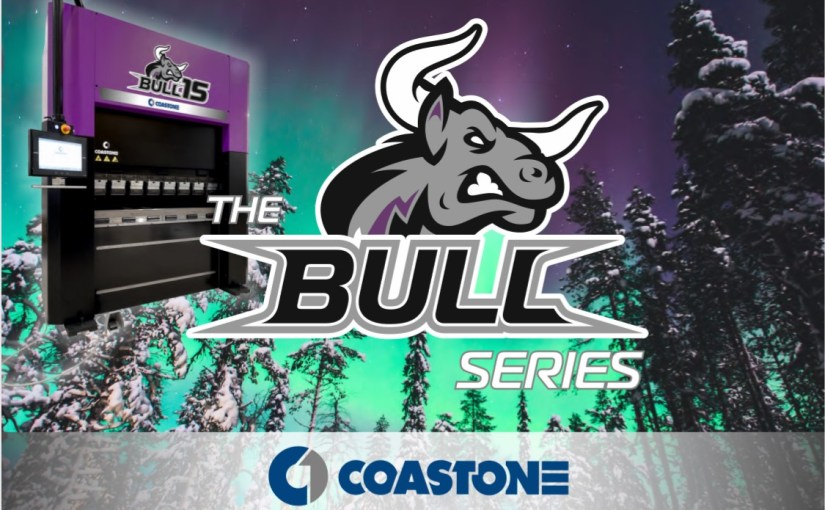 Coastone Bull Series Electric Press Brakes – Big Power without Compromise