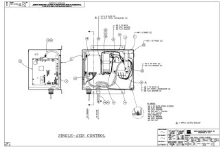Single - Axis Control - Hurco Autobend 6 Small Power Cabinet