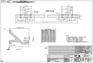 HURCO Gauge Bar, S8 801-0910-026 thru 039