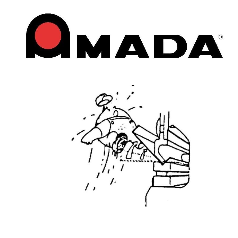 Amada Press Brake Safety, Promecam Guidlines for Safe