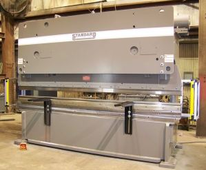 Standard Industrial Press Brake Model AB200-12