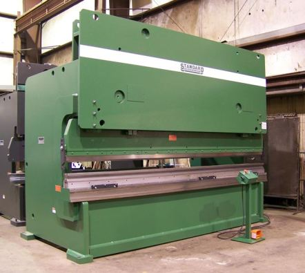 Standard Industrial Press Brake Model AB325-14