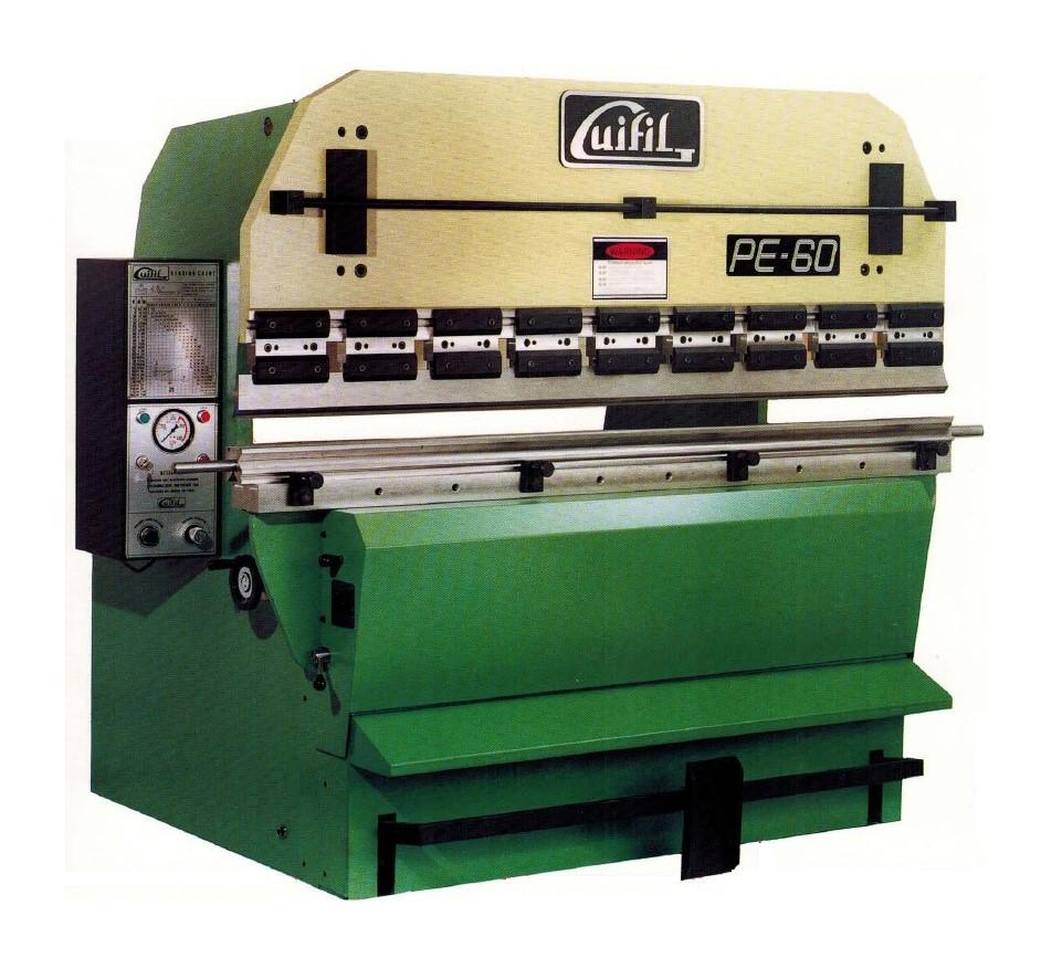 Guifil press brake PE-60