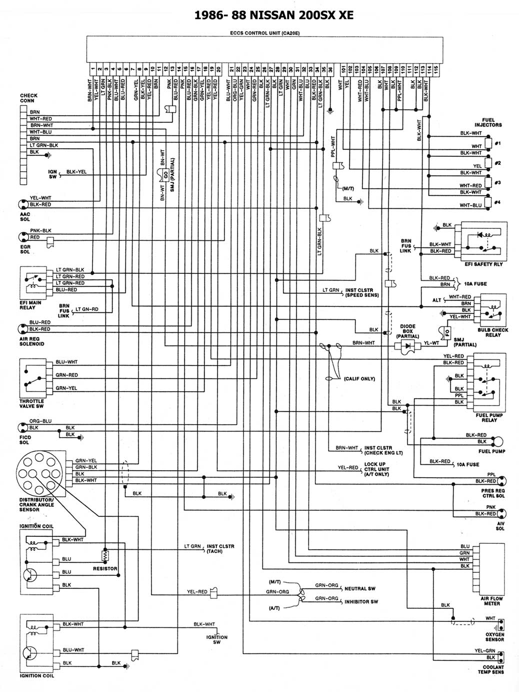 88 Chevy Caprice 4 3 Wiring Diagram 1988
