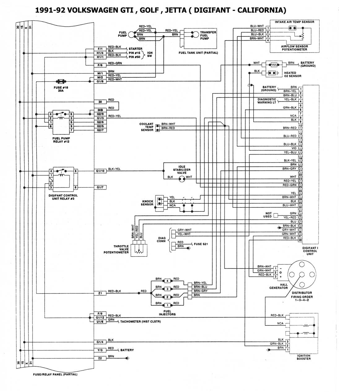 Chevrolet Malibu Wiring Diagrams