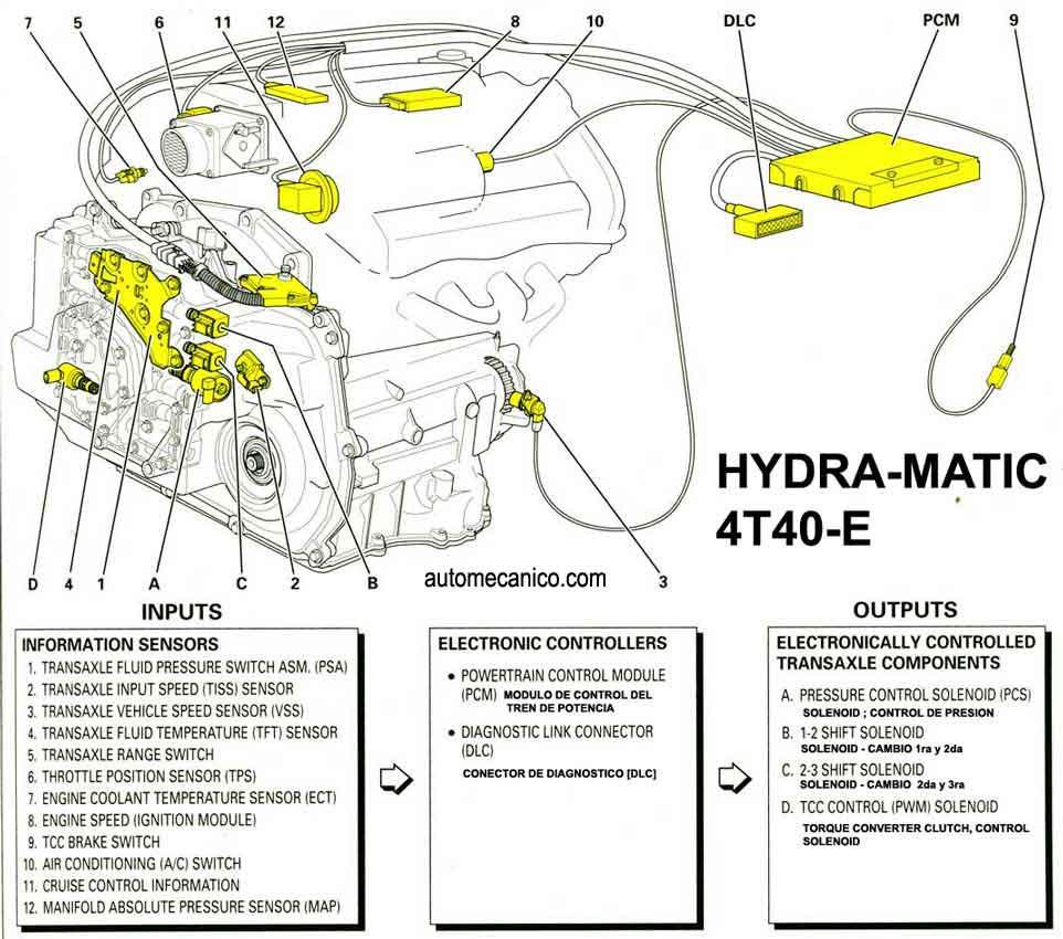 1995 Kia Sephia Engine Diagram