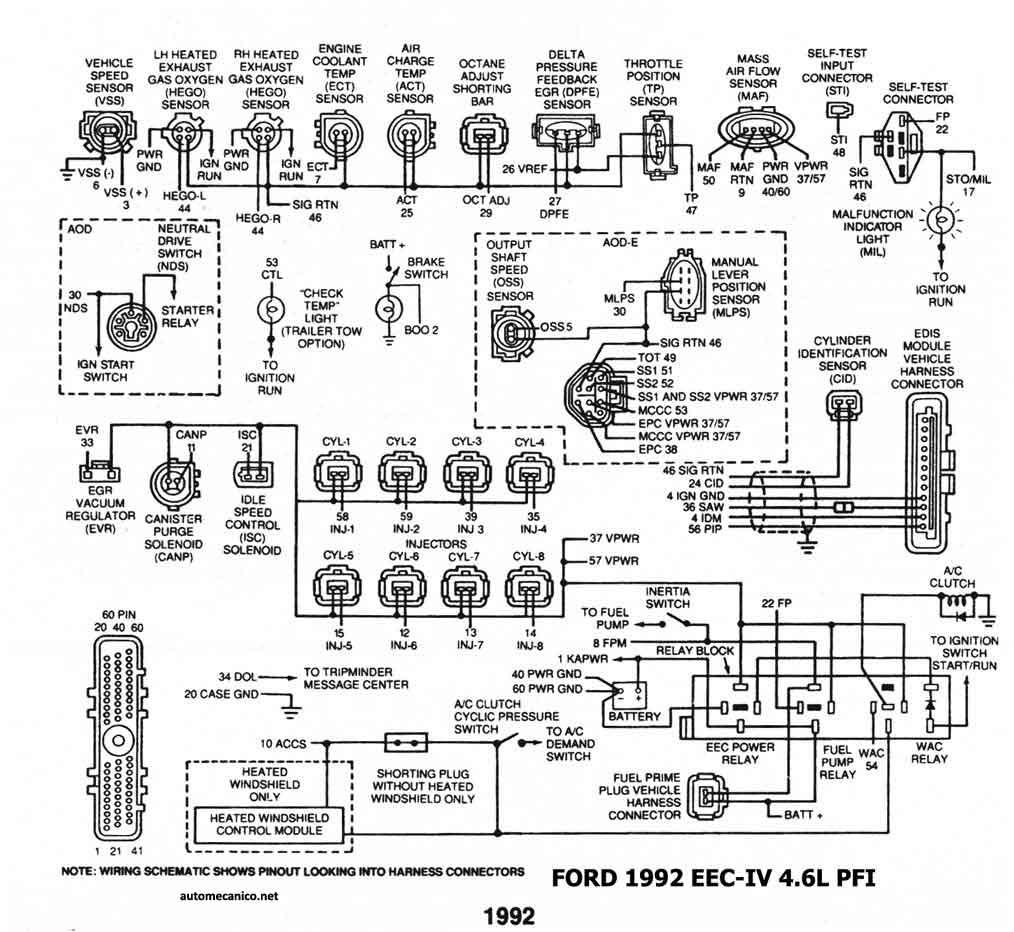 esqford4610?resize=665%2C611 suzuki jimny m13a wiring diagram the best wiring diagram 2017 1991 suzuki jimny wiring diagram at gsmx.co