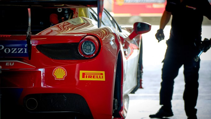 preparation moteur de vehicule