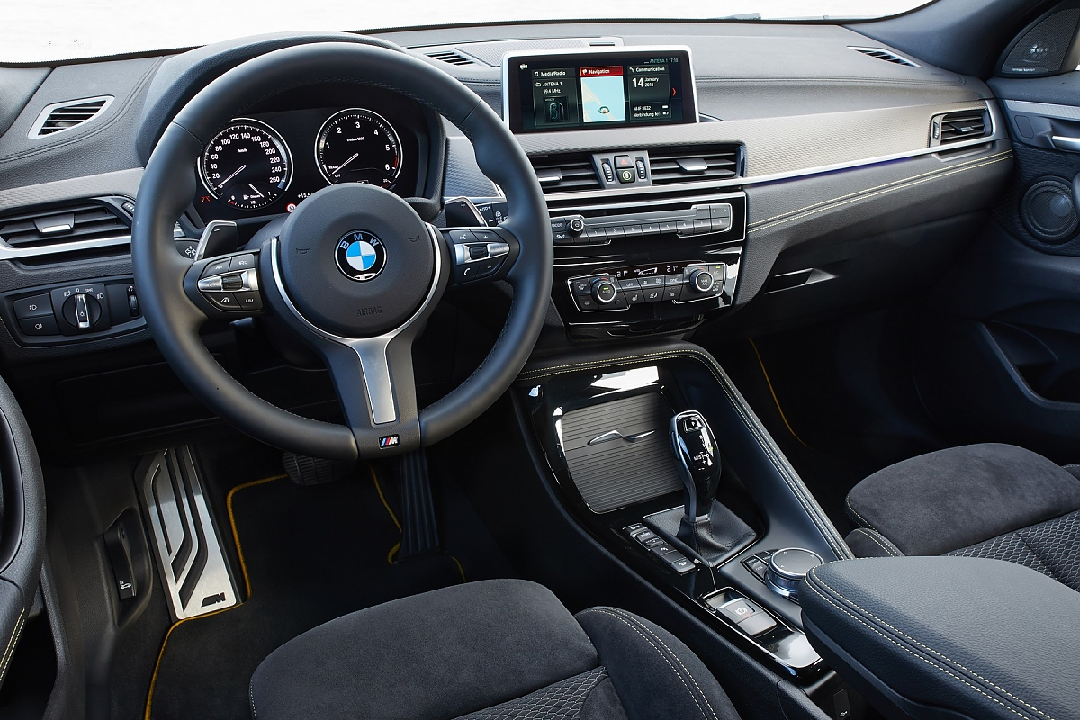 Bmw X2 Agiles Hipster Suv