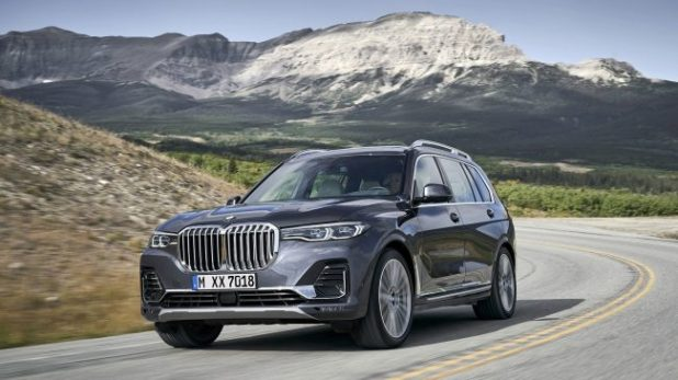 The SUV of the X6.