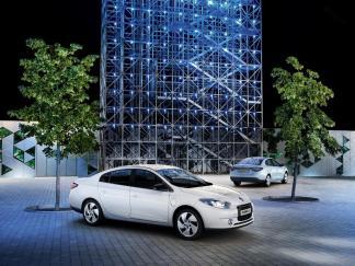 La Renault Fluence ZE, berline 100% électrique
