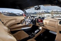 Le nouvel intérieur de la Tesla Roadster 2012