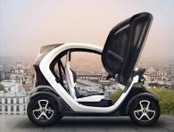 La Renault Twizy, une voiture électrique qui rime avec liberté