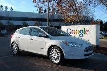 La Ford Focus électrique de chez Google