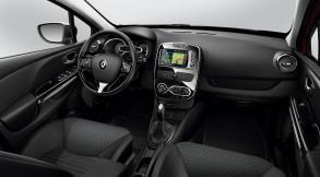 Une autre finition pour l'intérieur de la Renault Clio 4