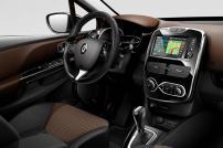 La planche de bord de la nouvelle Renault Clio