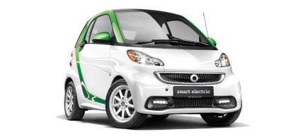 La ligne générale de la Smart électrique