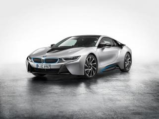 La BMW i8
