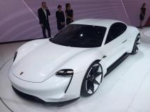 La Porsche Mission E au salon de Francfort