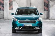 Le Kia Niro bénéficie d'un bonus écologique de 750 euros
