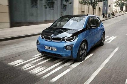 BMW i3 33 kWh : 300 km d'autonomie en cycle NEDC
