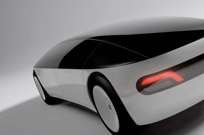 Apple Concept Electric Car