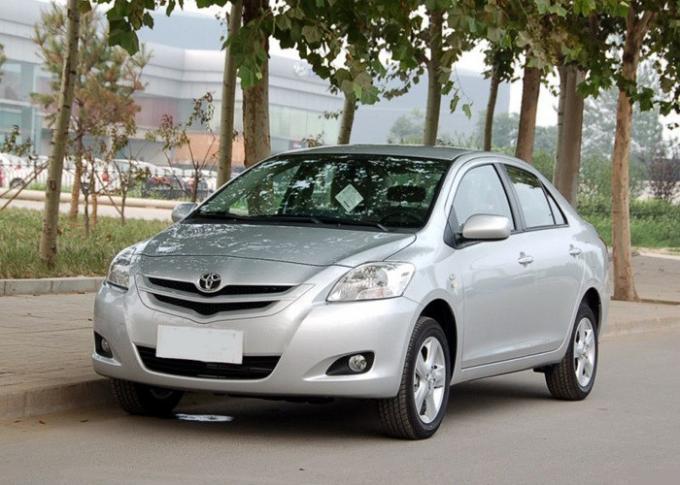Led Roof Spoiler For Toyota Vios Sedan 2008 2013 Blow