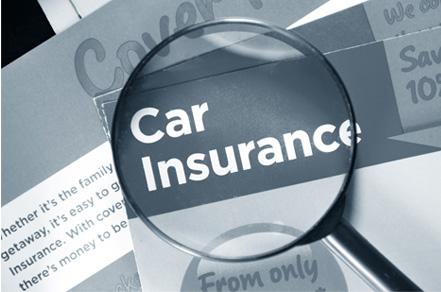 Automobile insurance requirements