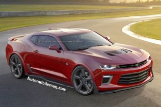 The Future of American Muscle: Ford Shelby GT500 vs. Chevy Camaro ZL1