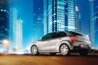 Suzuki Baleno name revived for new 'big Swift'